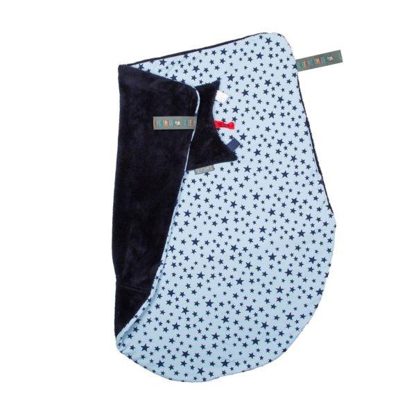 Baby blanket twinkle cheeky chompers 3