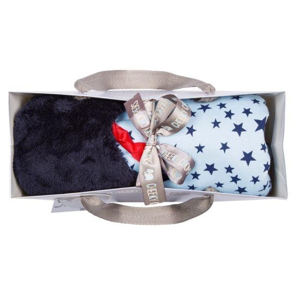 Baby blanket twinkle cheeky chompers 4
