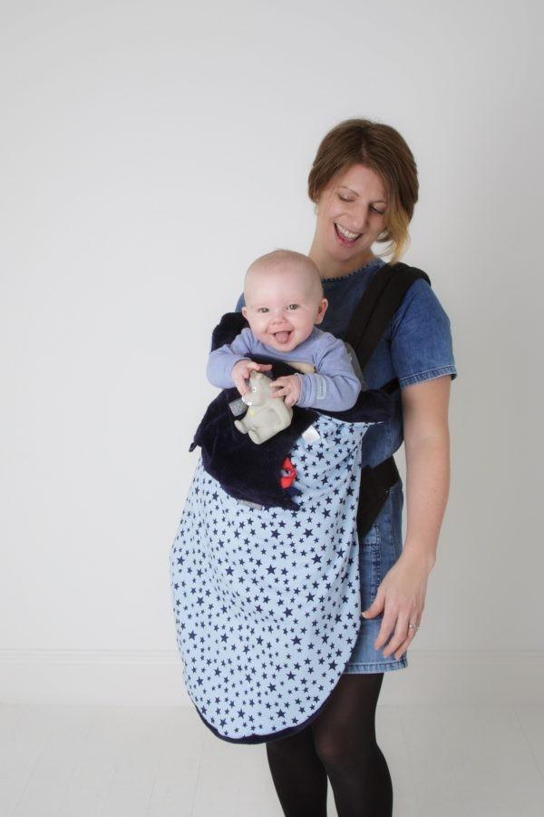 Baby blanket twinkle cheeky chompers 5