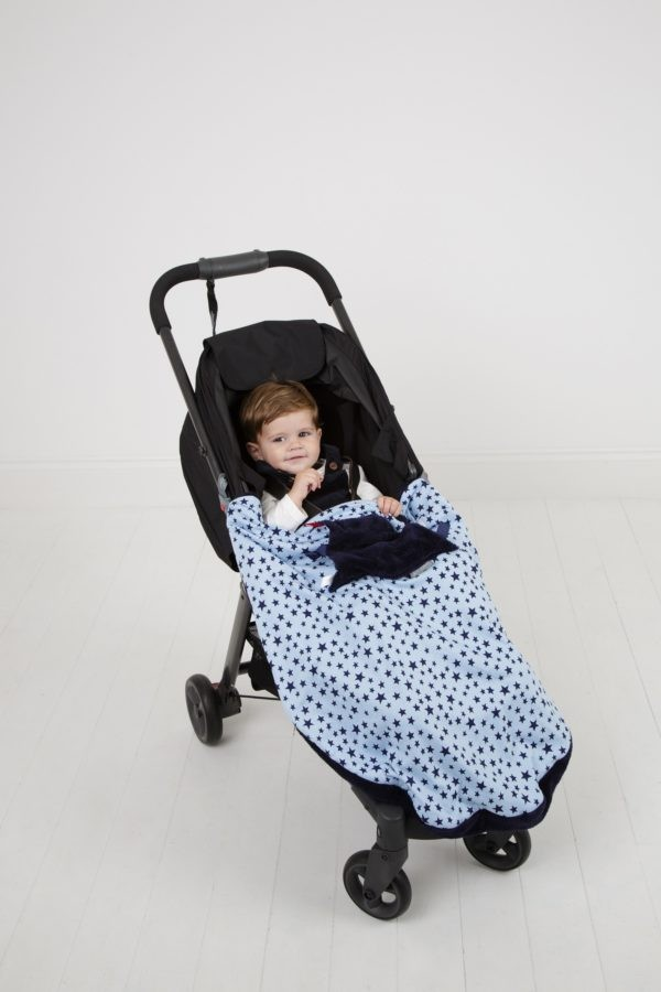 Baby blanket twinkle cheeky chompers 7