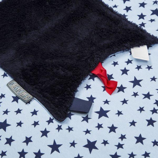 Baby blanket twinkle cheeky chompers 6