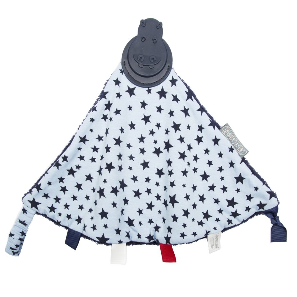 Teething comforter cheeky chompers twinkle 1