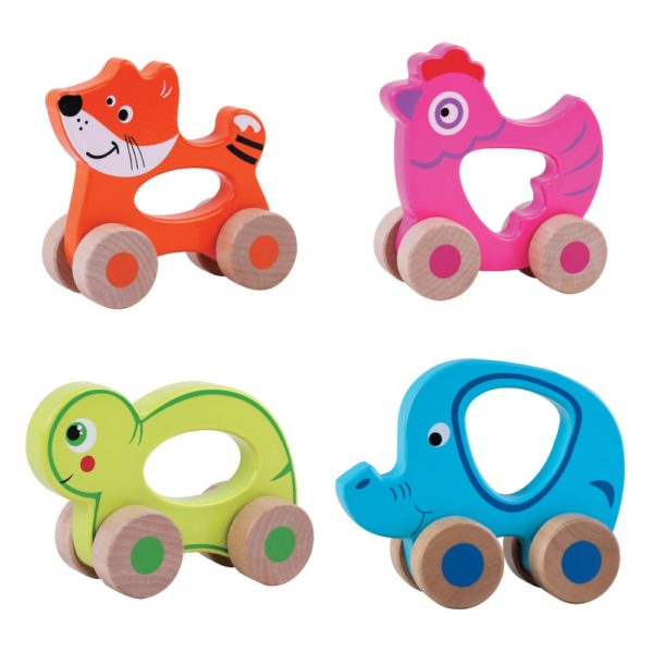 push along wooden toys