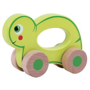 Turtle wooden toy