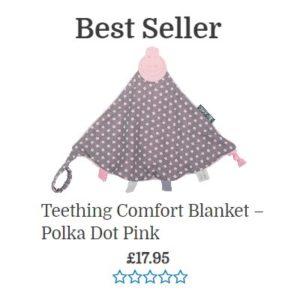 Best seller comforter polka dot