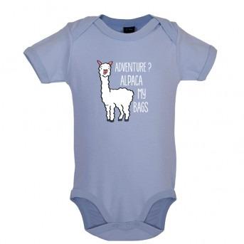 alpaca bodysuit blue