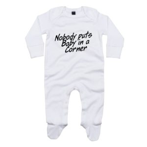 baby corner baby sleepsuit