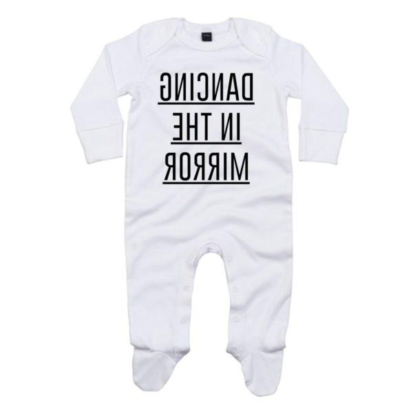 dancing baby sleepsuit