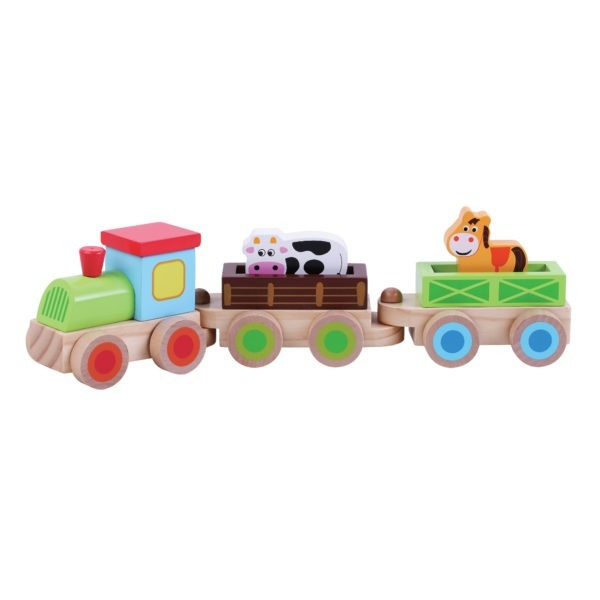 farm train toy 1