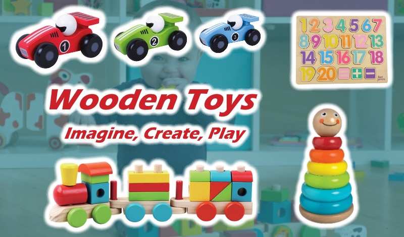 Baby products wooden toys