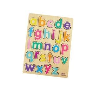 Jumini Wooden Alphabet Puzzle 1