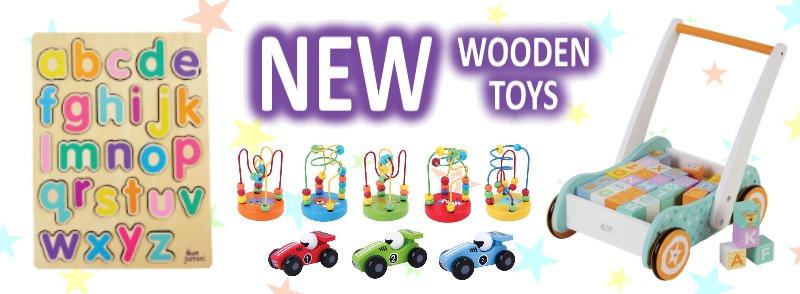 New Range, wooden toys 18.02.2021